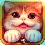 Аватар Улыбающийся маленький котенок