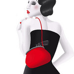 Аватар Девушки с красной розой, ву Revista PERIPLO