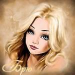 Аватар Блондинка по имени Брю