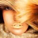 Аватар Девушка с перламутровыми губами