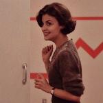 Аватар Одри Хорн / Audrey Horne в школе. Сериал Твин Пикс / Twin Peaks