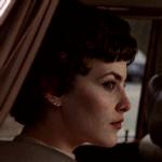 Аватар Одри Хорн / Audrey Horne в автомобиле. Сериал Твин Пикс / Twin Peaks